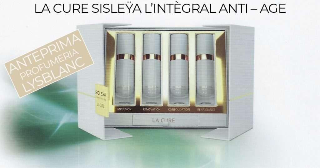 LA CURA SISLEY PROFUMERIA LYSBLANC CORTINA