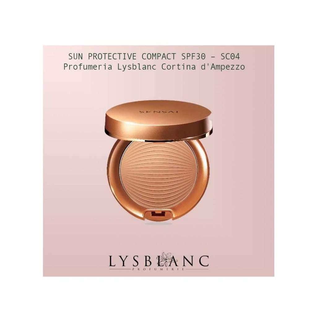SUN PROTECTIVE COMPACT SPF30 – SC04 Senai kanebo Profumeria lysblanc cortina