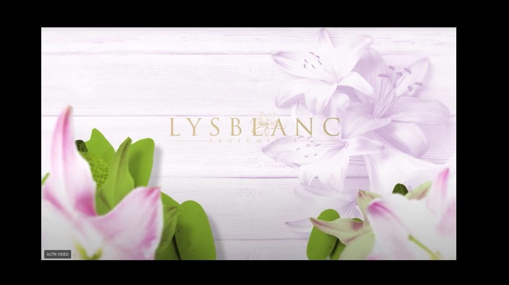 Profumerie a cortina Lysblanc