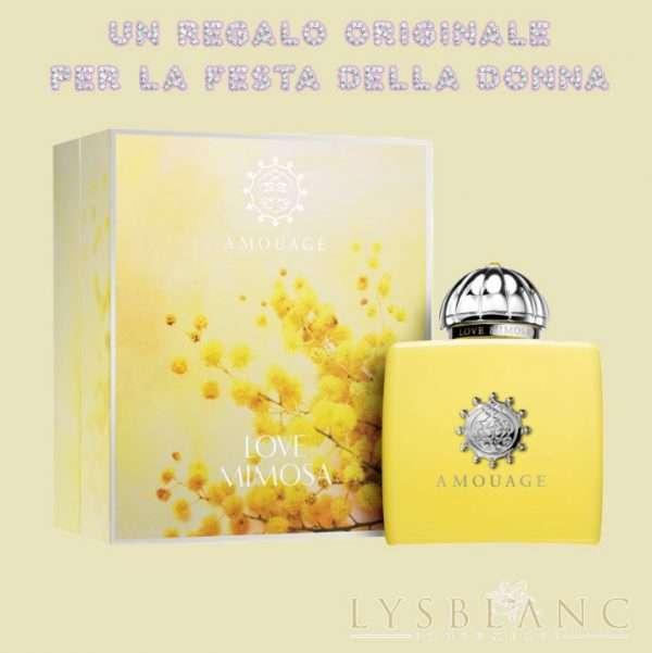 Amouage Love Mimosa Lysblanc Cortina