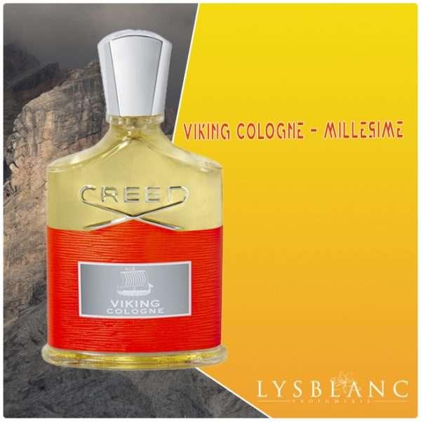 VIKING COLOGNE - MILLESIME CREED LYSBLANC CORTINA