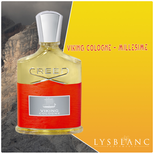 VIKING COLOGNE - MILLESIME CREED LYSBLANC CORTINA