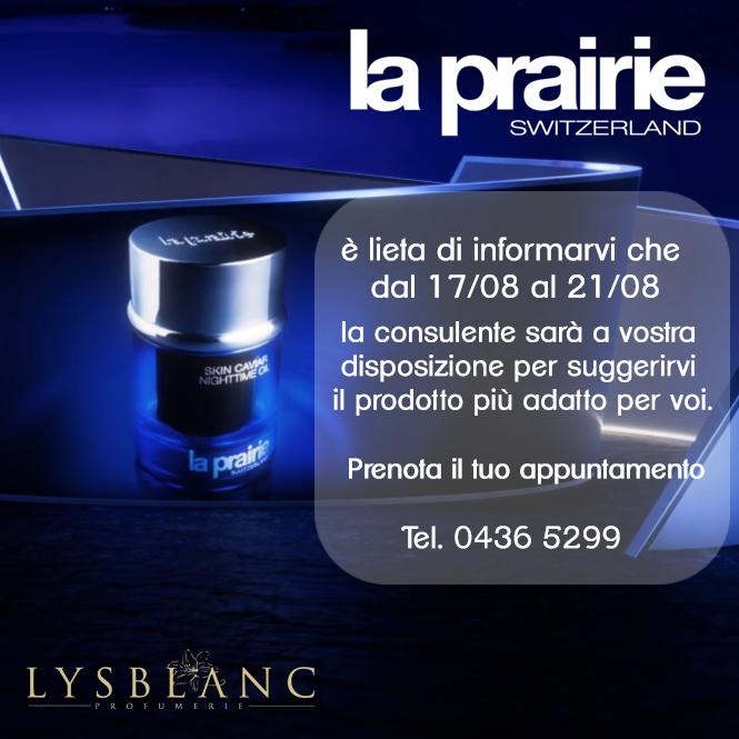 La Prairie Cortina d'Ampezzo Lysblanc